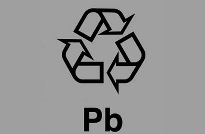Pbリサイクルマーク